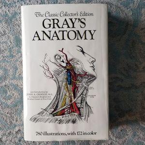 Gray's Anatomy Vintage hardback